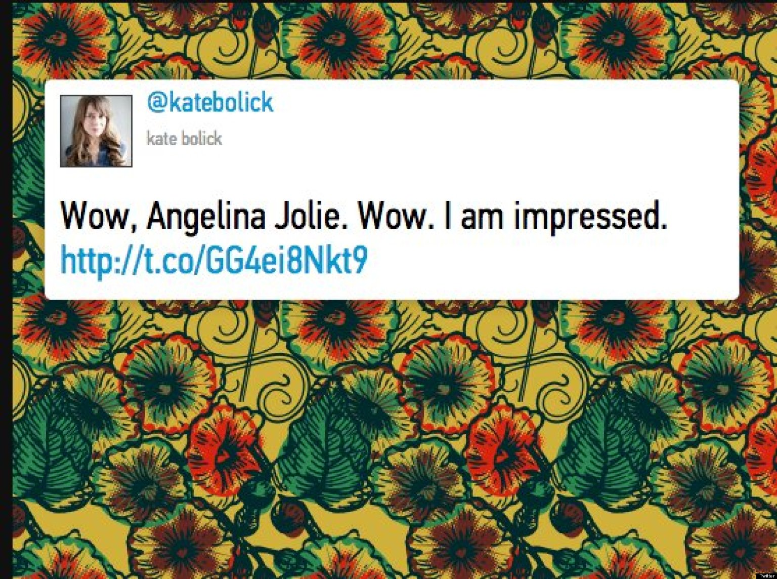 LOOK: Women Respond To Angelina Jolie's Double Mastectomy On Twitter
