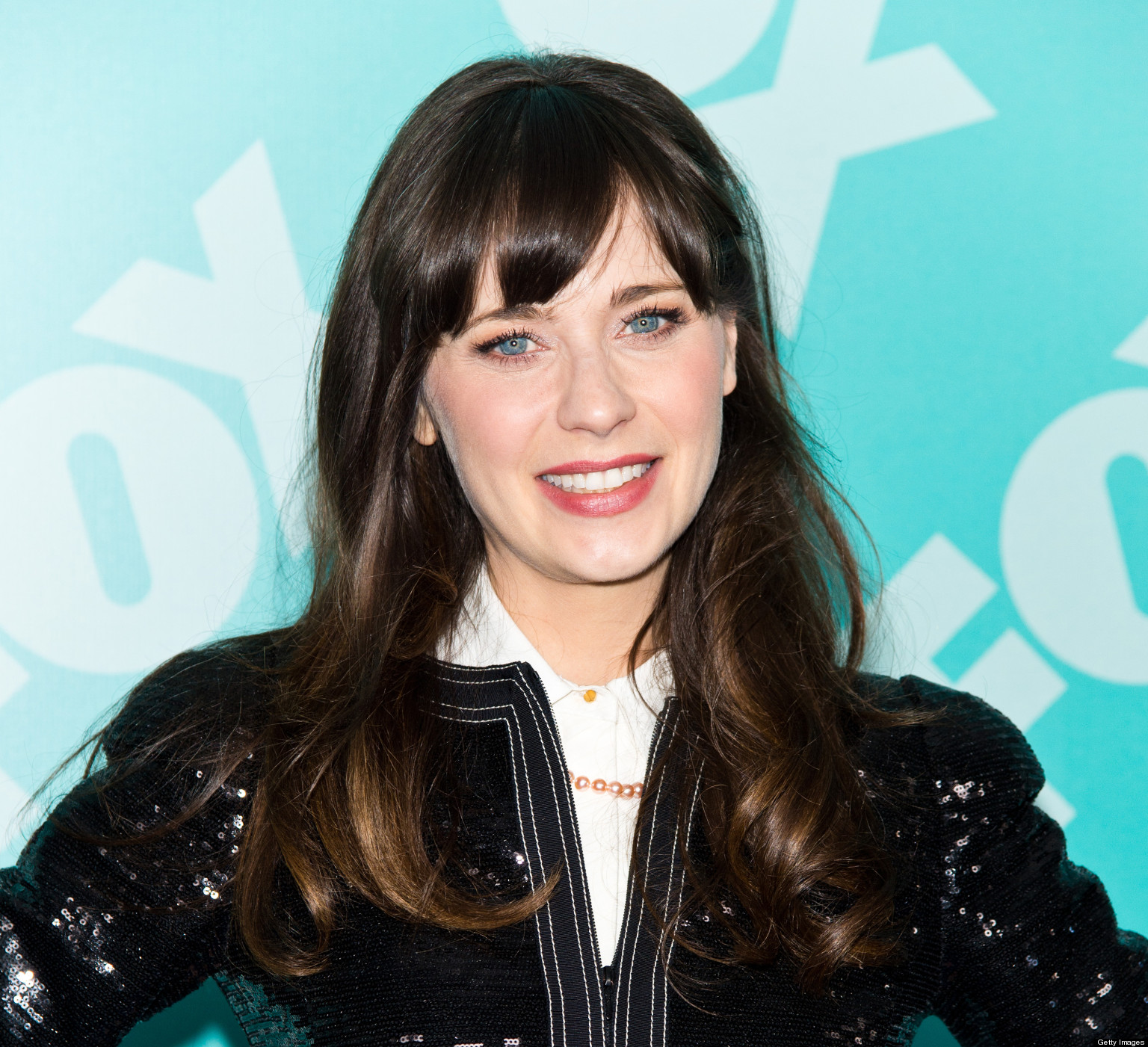 Zooey Deschanel Didn't Always Look Like This ...