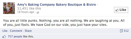 amys baking co meltdown