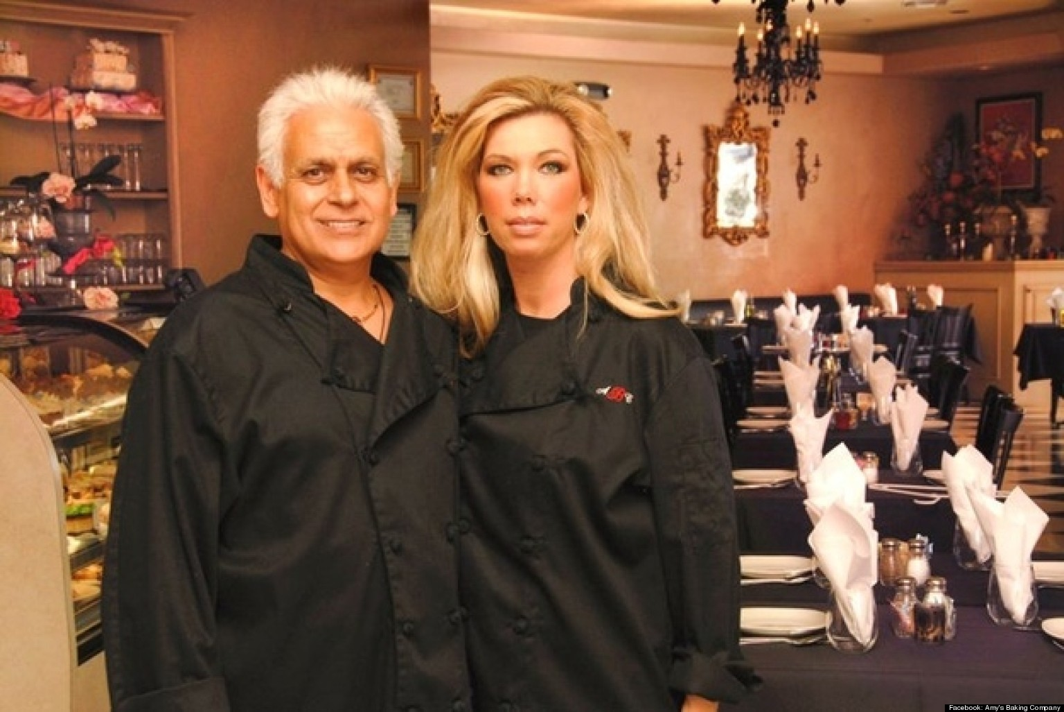 Amy S Restaurant Kitchen Nightmares amy's baking company freaks out online after epic meltdown on