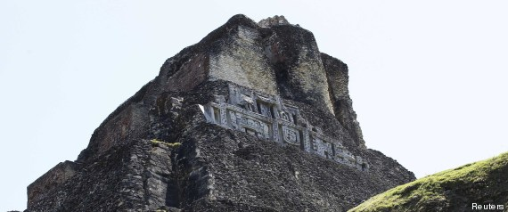 Belize Pyramide