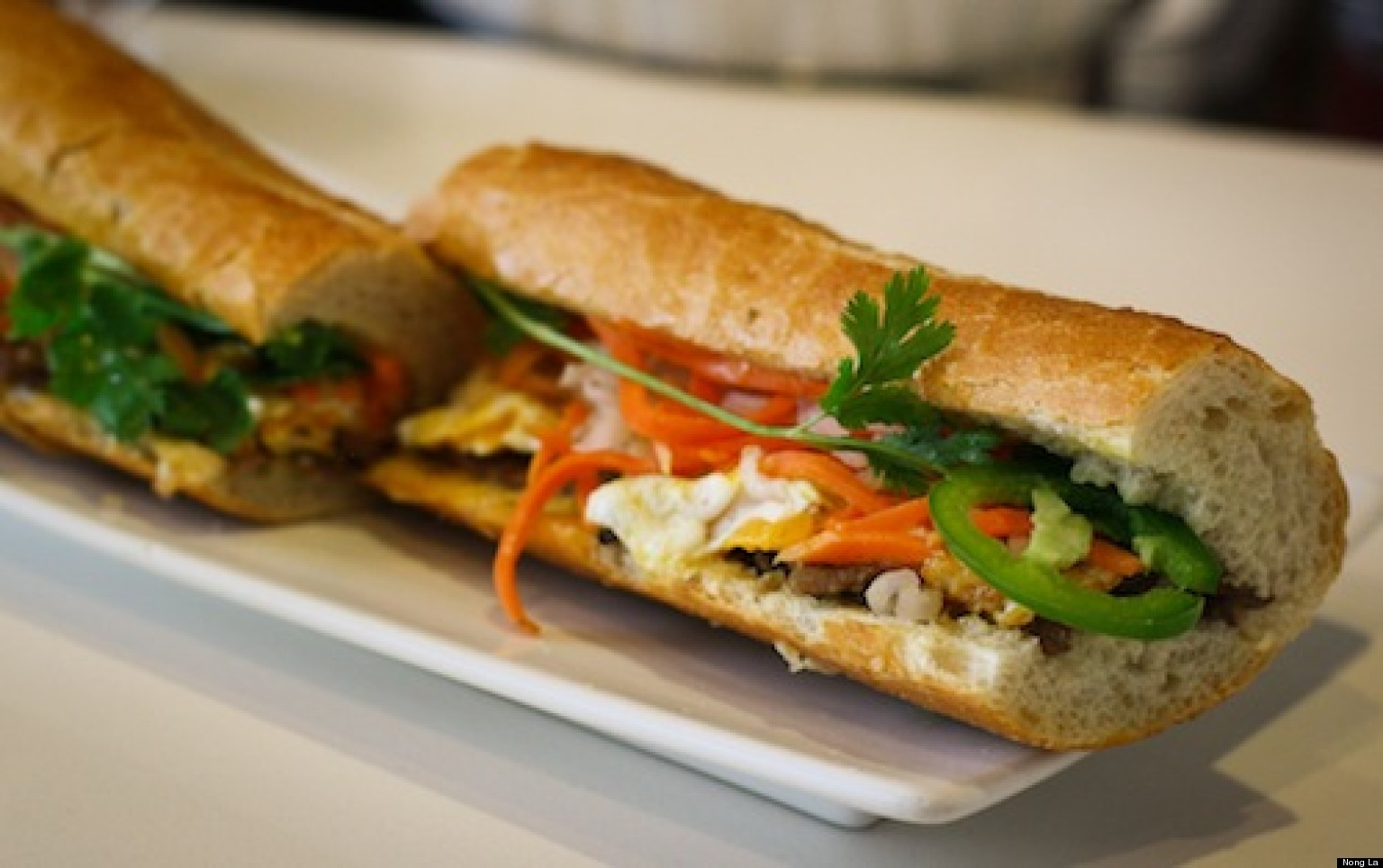Top Ten Sandwiches In La Huffpost