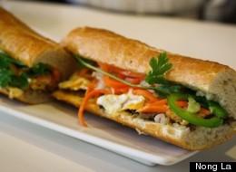 Top Ten Sandwiches in LA