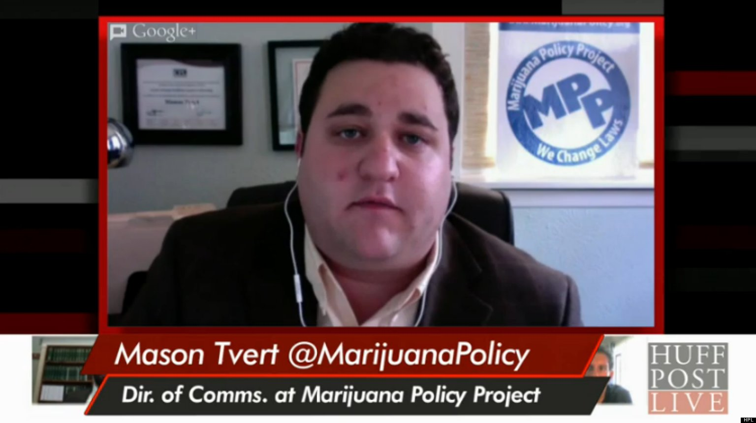 WATCH: Mason Tvert Talks Colorado's Historic Legal Weed Bills