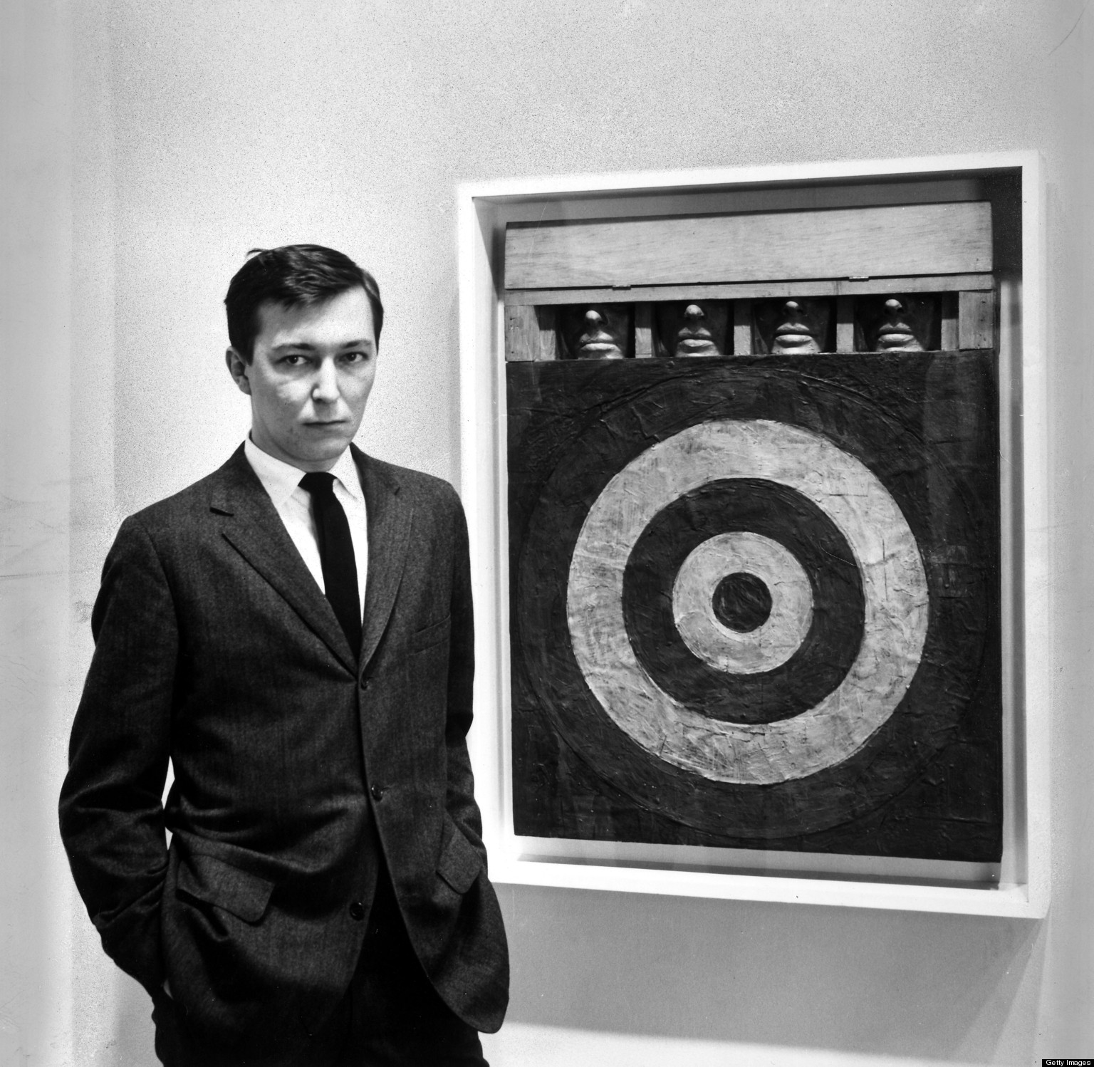 Jasper Johns Birthday: American Artist And Master Of The Familiar ...