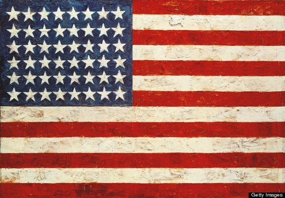 jasper johns birthday