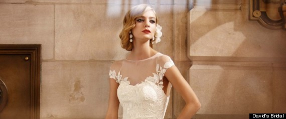 David's Bridal Wedding Dresses: HuffPost Weddings Editors