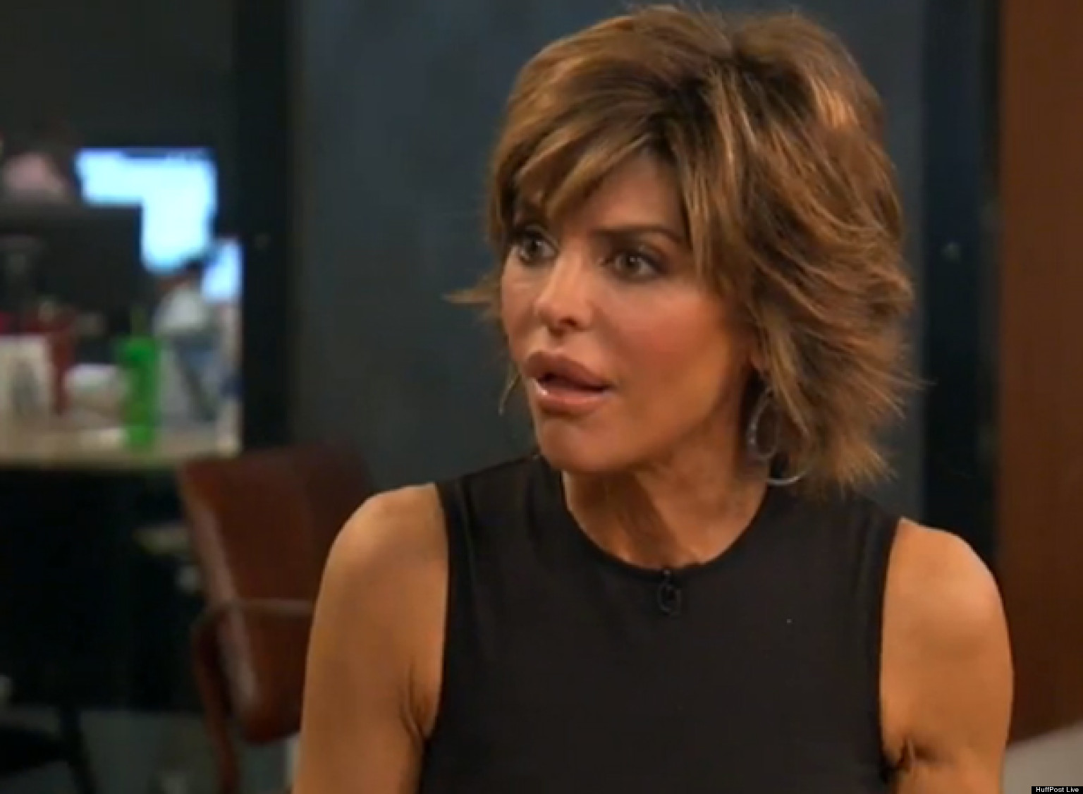 Lisa Rinna: I'd Kill All The 'Real Housewives Of Beverly