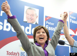 The B.C. Election's Best Moments