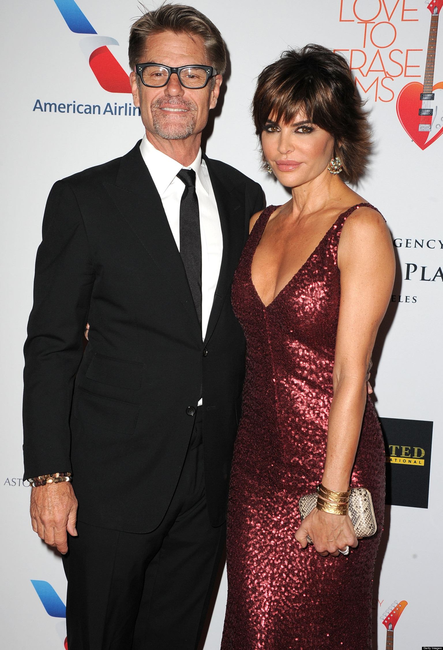 harry hamlin affair