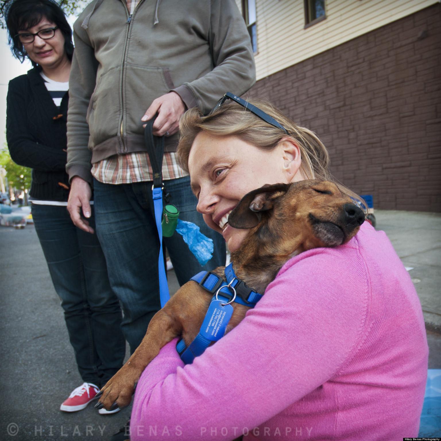 LOOK: This Human-Dog Hug WIll Crush Your Heart