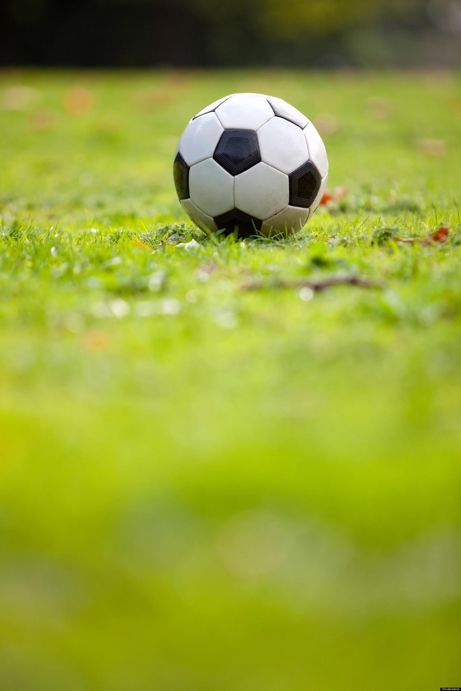 Dribbling Soccer Ball Dribbling Soccer Ball to