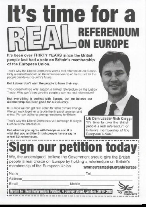 lib dem europe