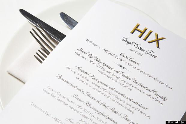 hix single estate feast