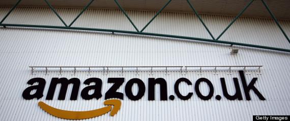 AMAZON UK TAXES