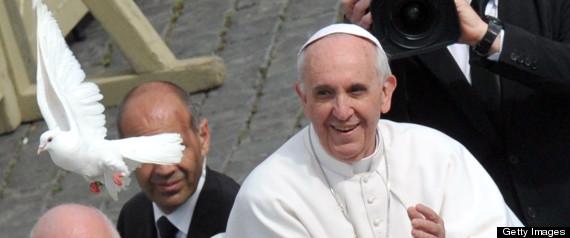 POPE DOVE