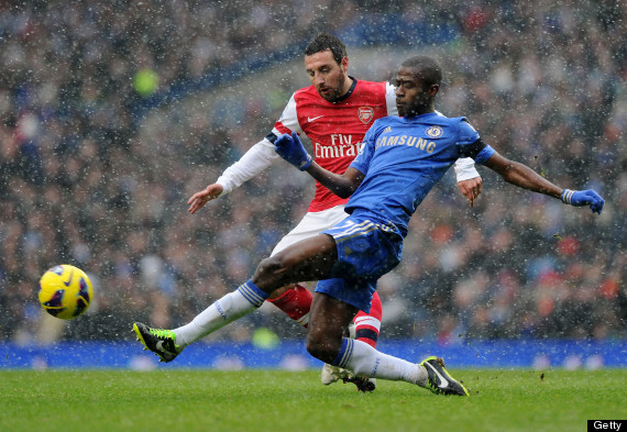 chelsea arsenal play off