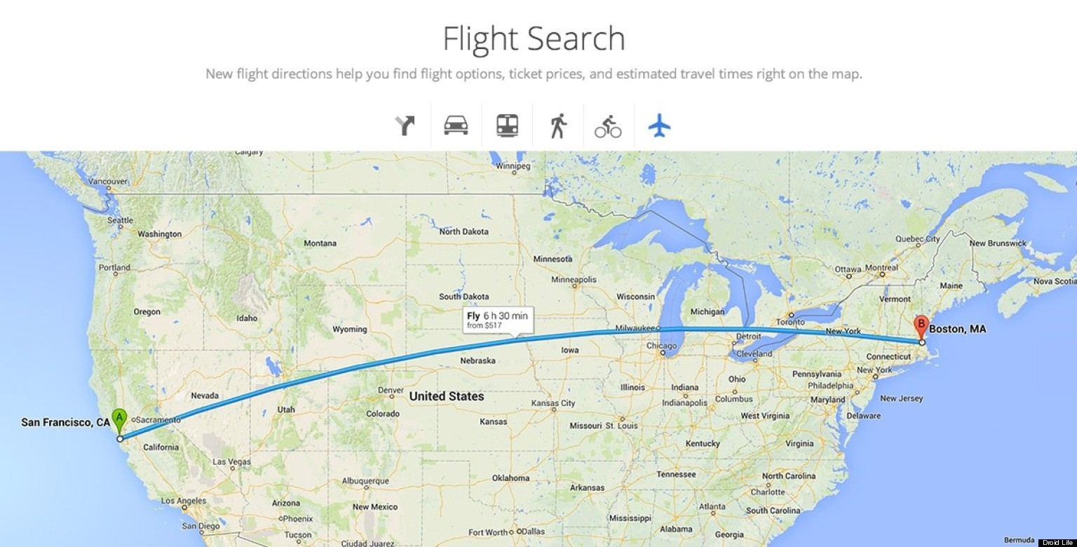 New Google Maps Could Have Better Travel Options Adapt To Your - Nyc map google maps
