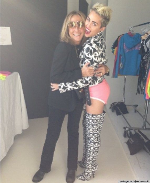 Miley Cyrus Instagram 2013