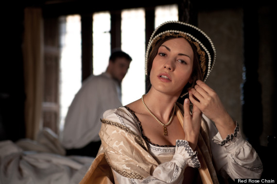 fallen in love anne boleyn
