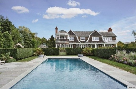 jennifer lopez hamptons home