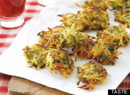Recipe Of The Day: Zucchini Fritters