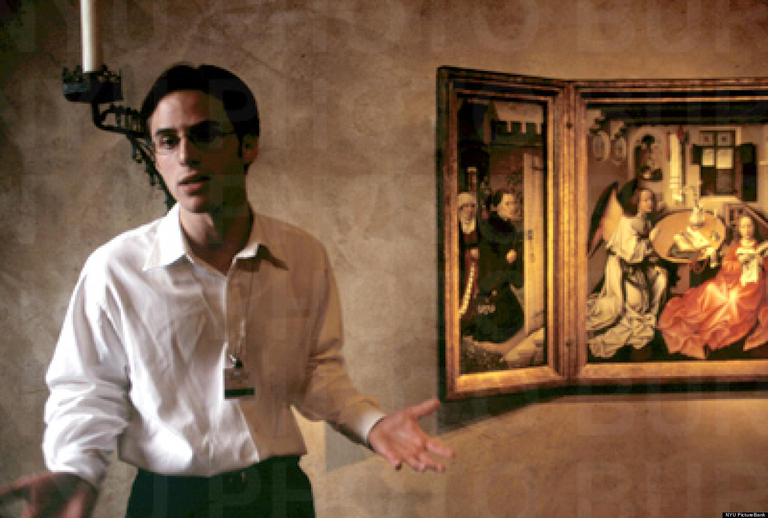 Professor Peeping Tom, I Presume?