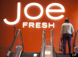 Joe Fresh Is Going Seriously Global