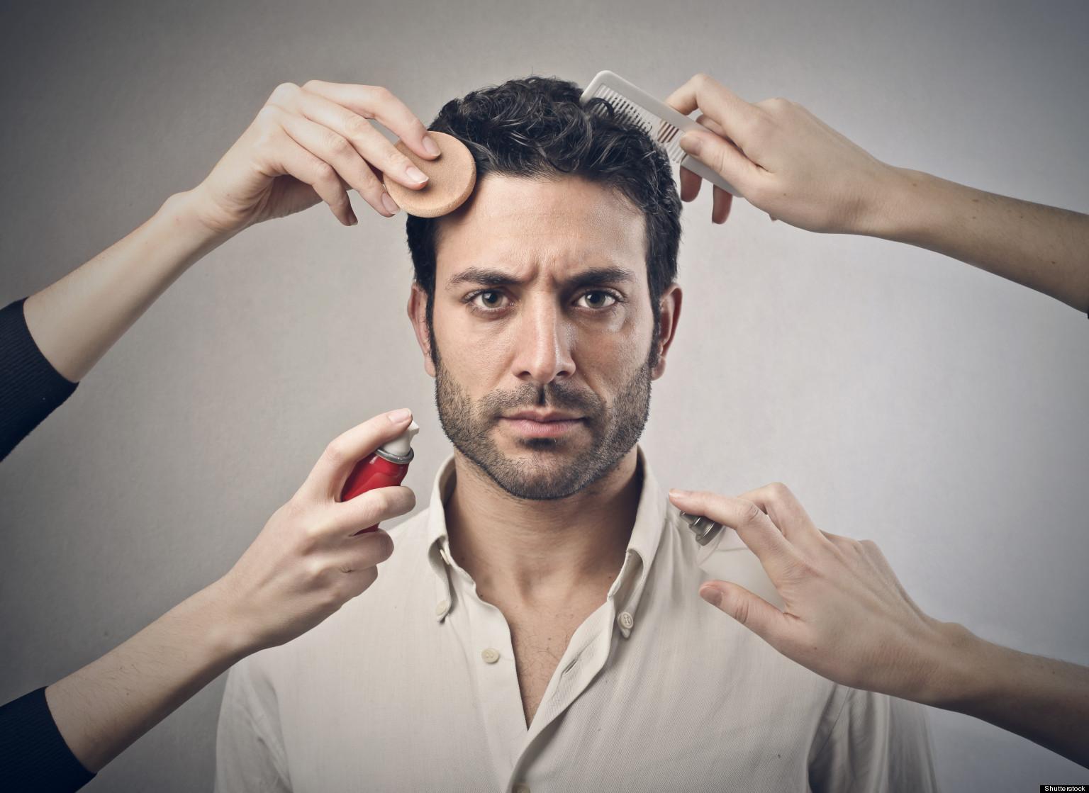 Makeup Men Rise Longer Taboo
