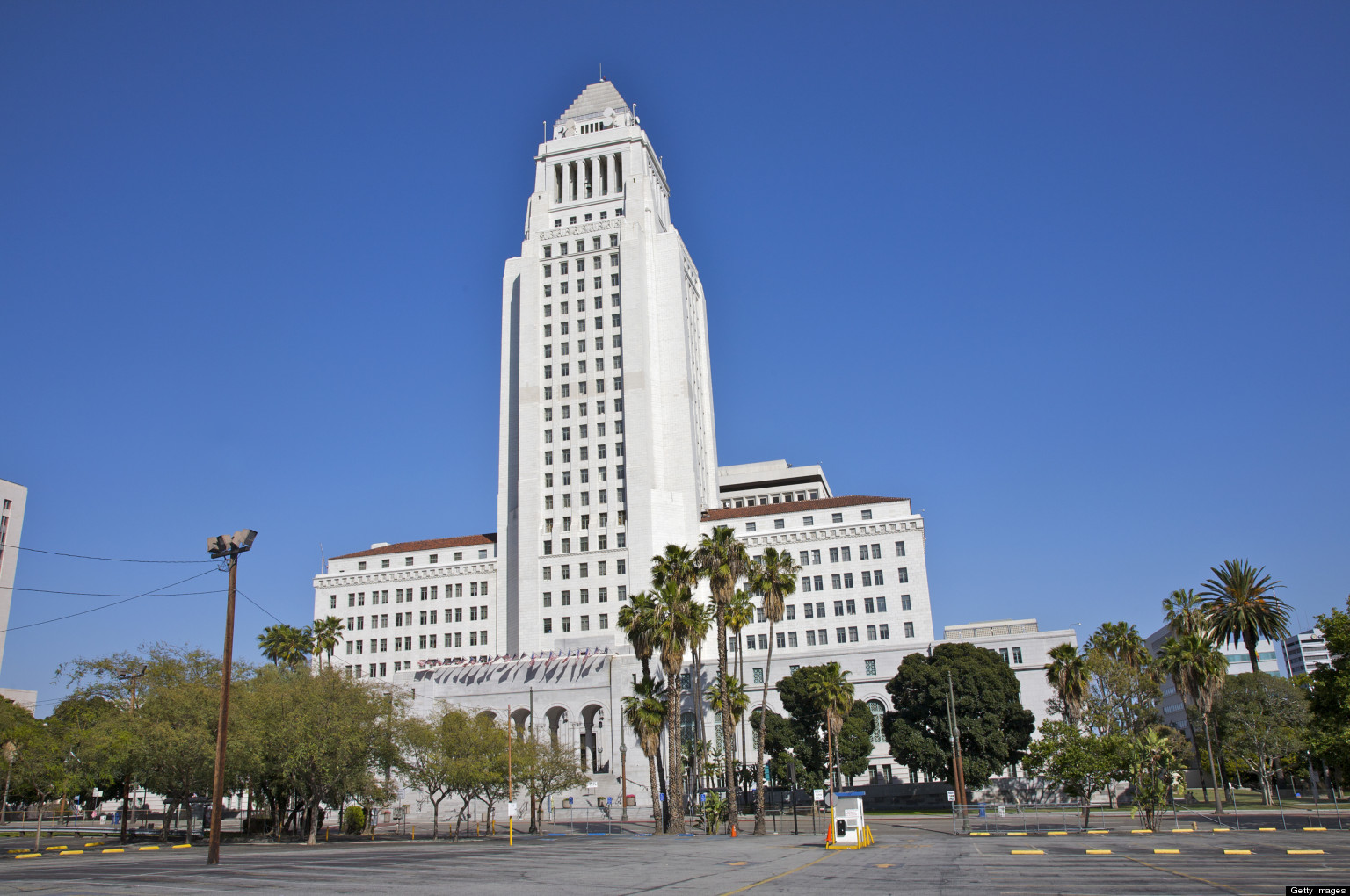 Keeping score on city hall to improve los angeles 39 economy for La city jobs