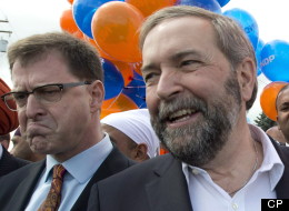 B.C. NDP To Lick Its Wounds