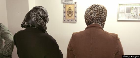 MUSLIM SEGREGATION