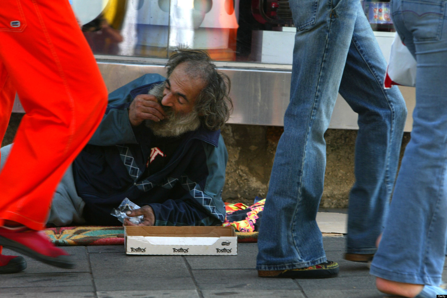 Israel Has Highest Poverty Rate In Developed World