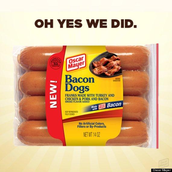 oscar mayer bacon dogs