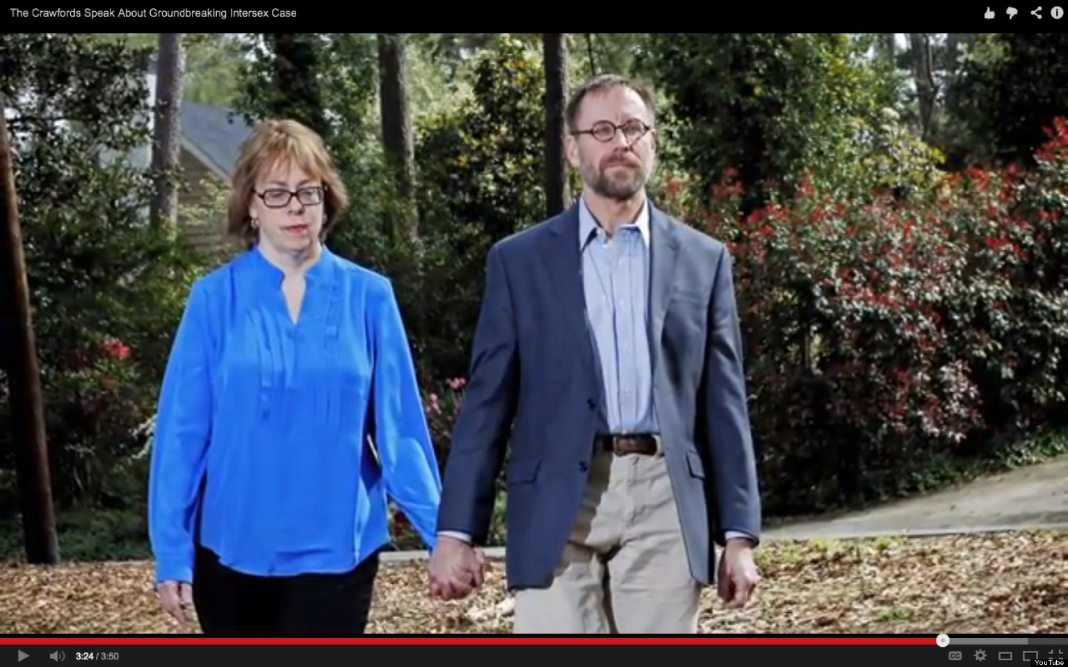 Mark and pam crawford parents of intersex child sue south carolina
