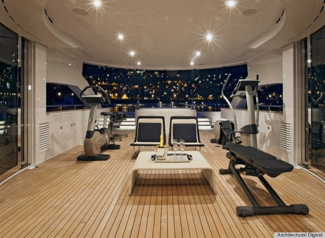 8 Incredible Yacht And Sailboat Interiors From Architectural Digest ...