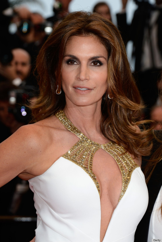 cindy crawford cannes