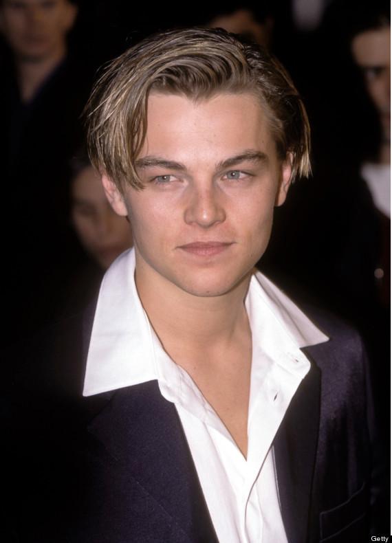 Young Leonardo DiCaprio Looks As If He's Preparing To Play ... Leonardo Dicaprio