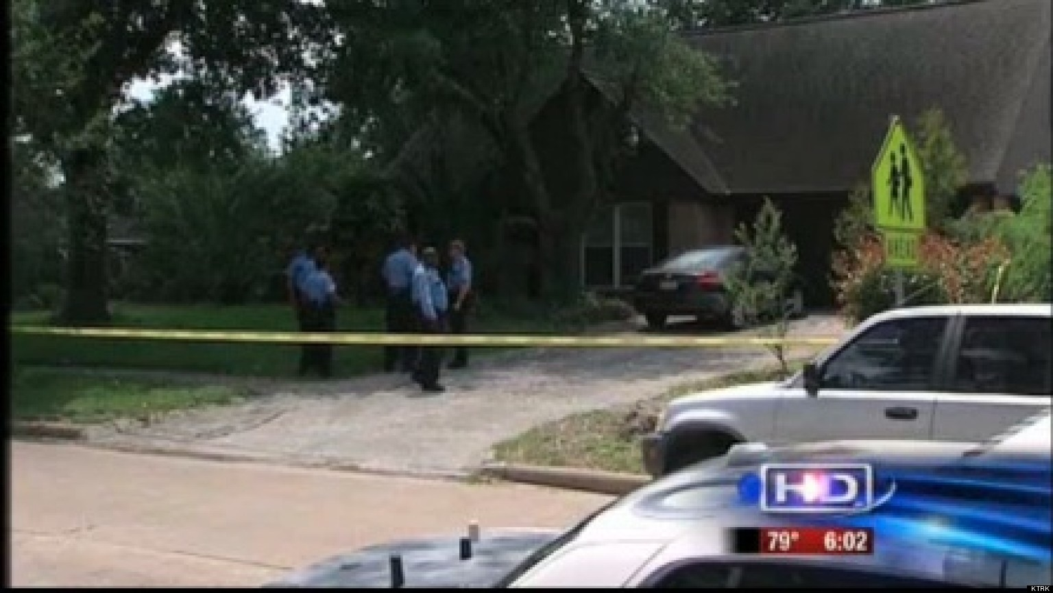 Intruder's Big Mistake Leads To Shootout