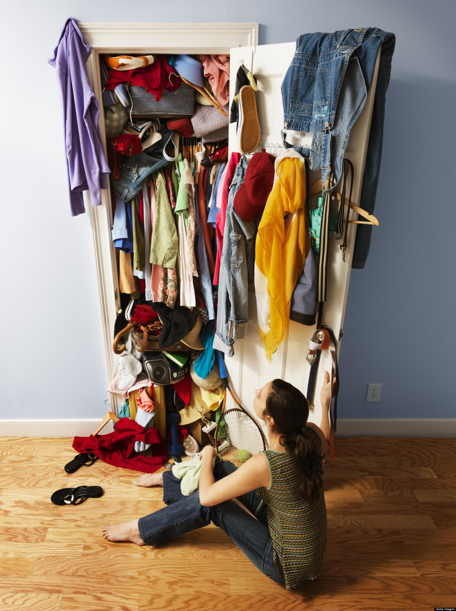 O closet clean out facebook