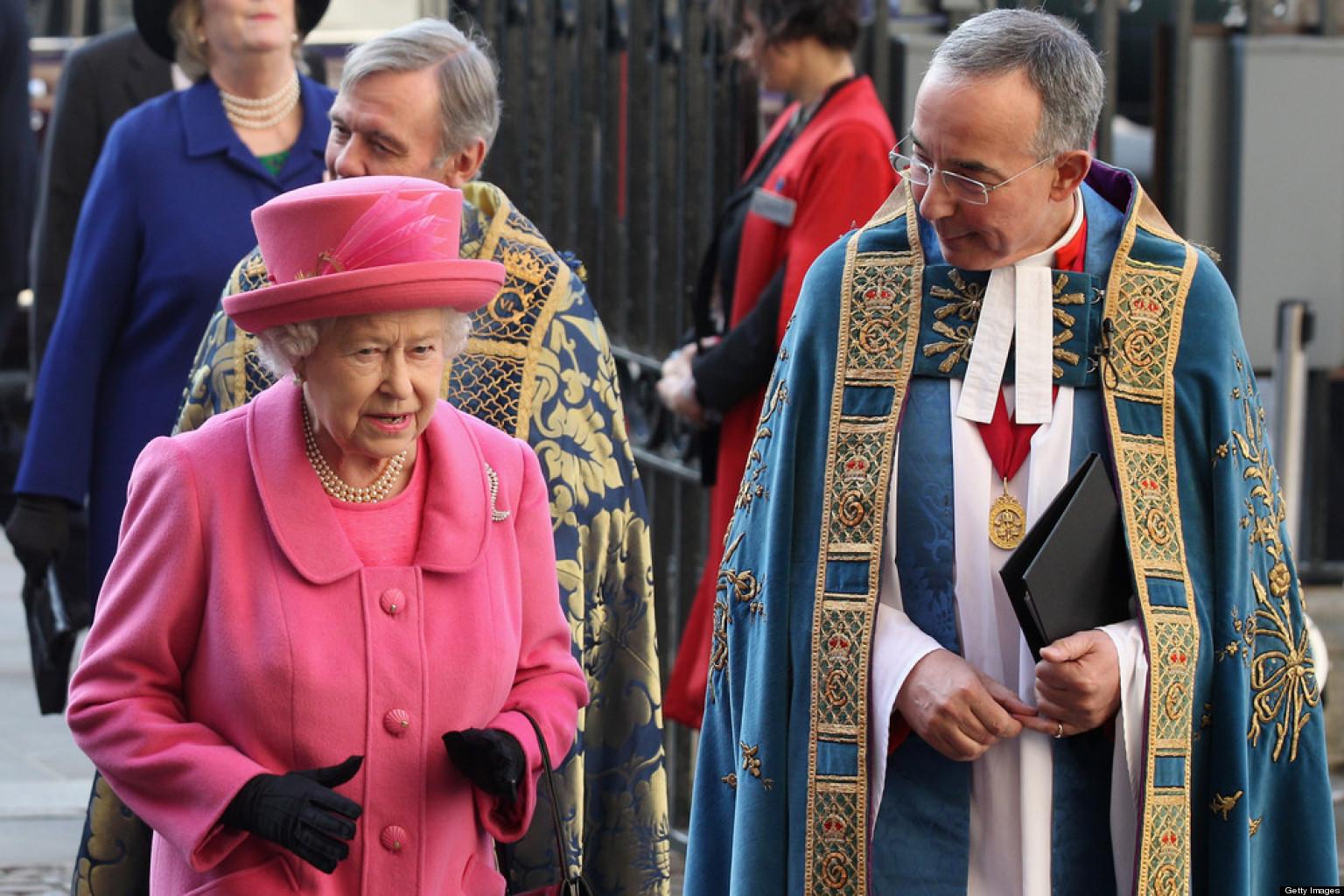 Royal Wedding Officiant Visits US