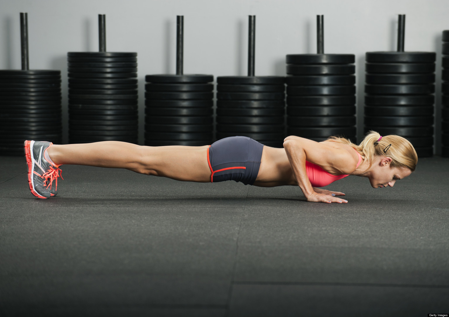 LOOK: Try This No-Gym Bodyweight Workout