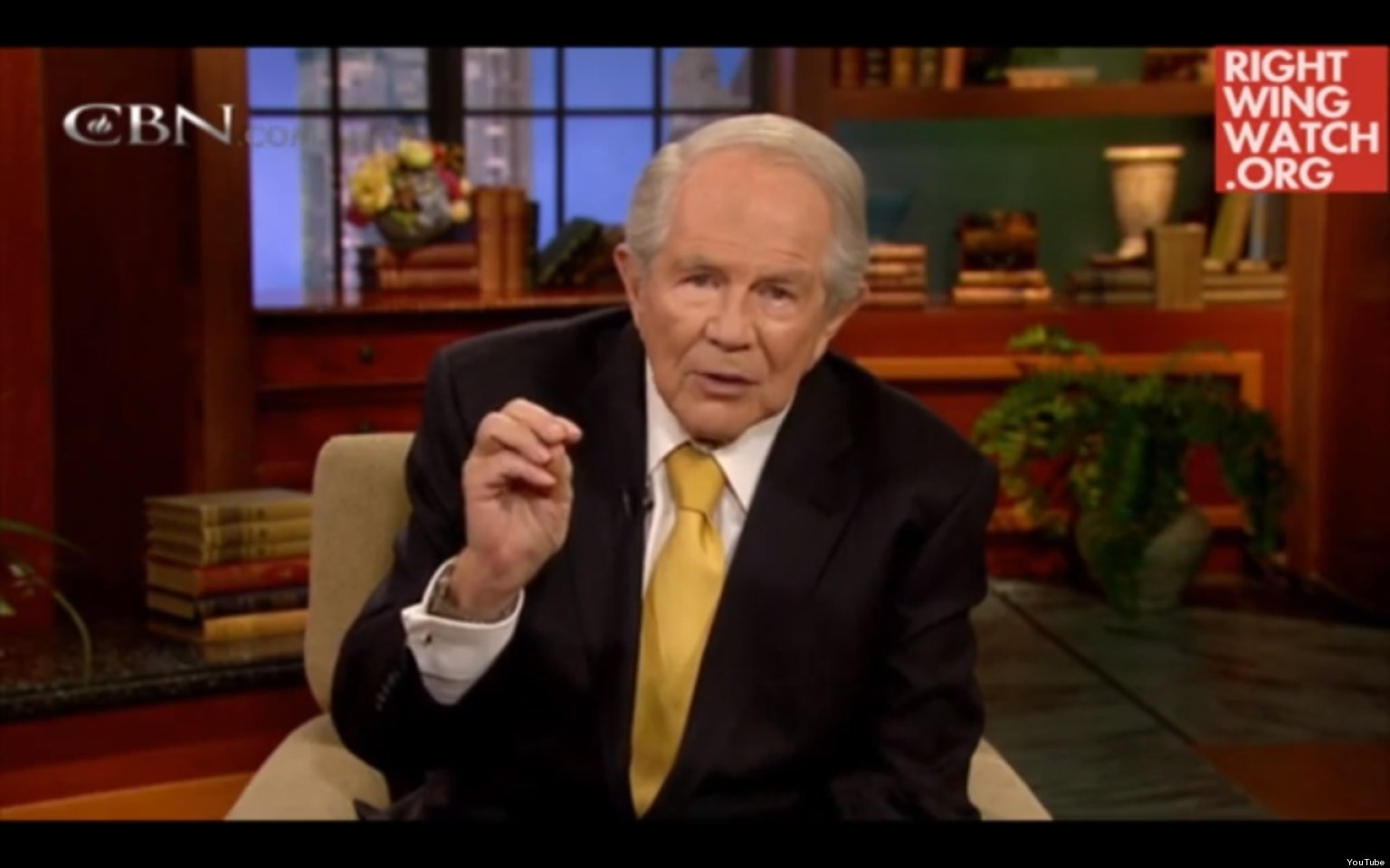Televangelist Claims It's The Wife's Job To Keep Men Faithful