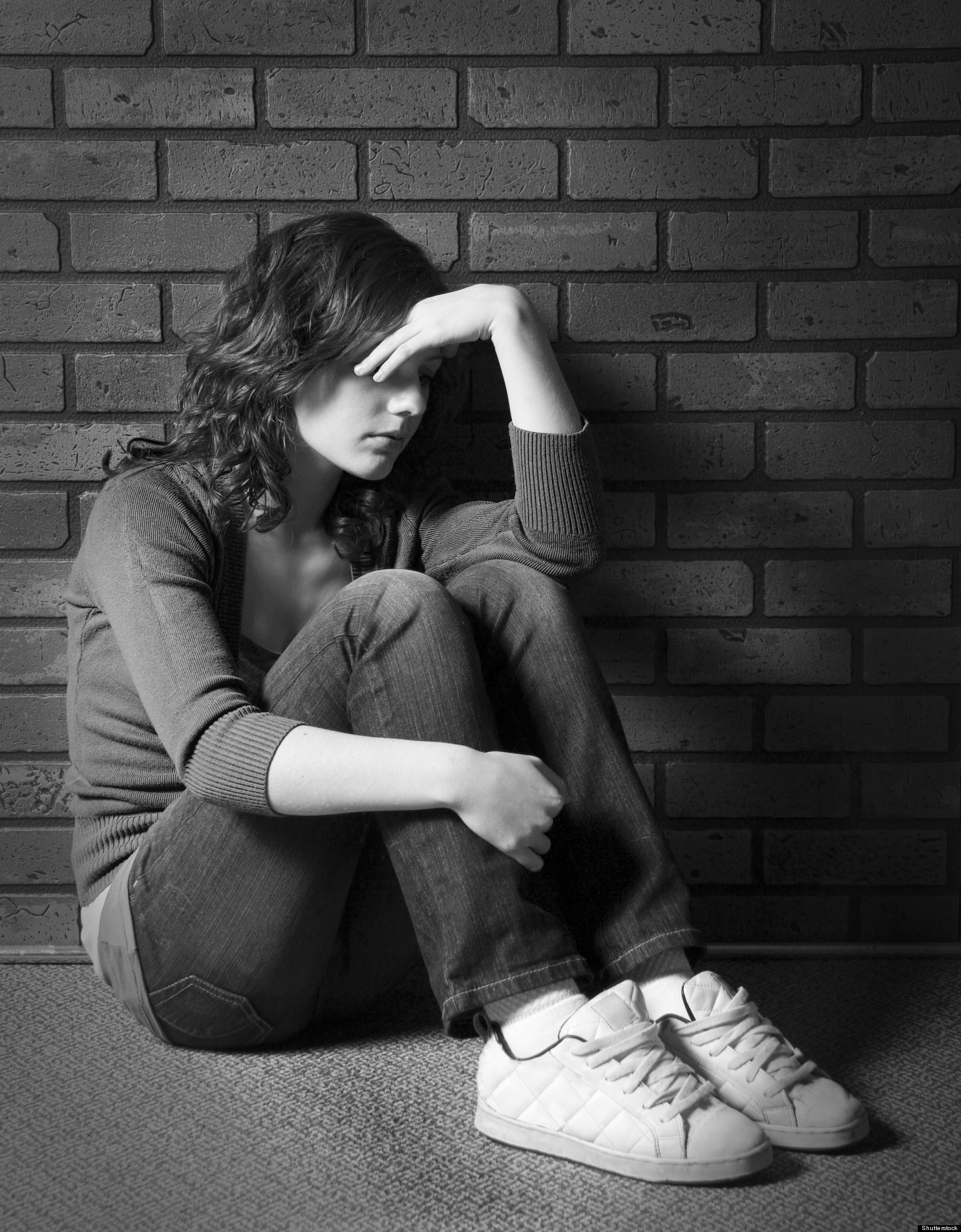 Teen Depression In Girls Linked To Absent Fathers In Early ...