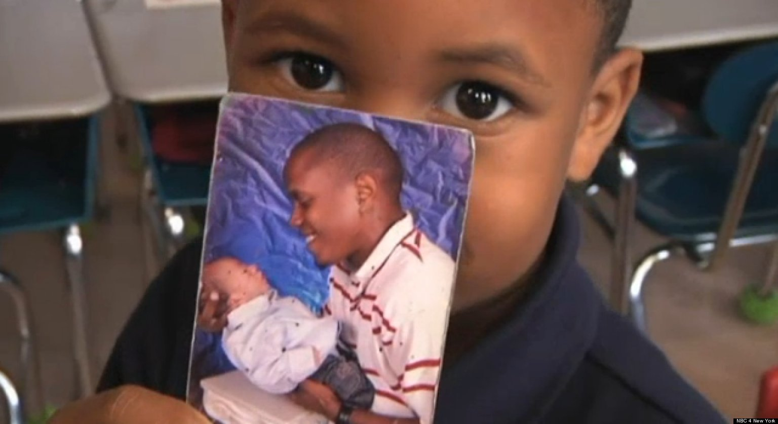 WATCH: 5-Year-Old Saves Dad's Life With Spelling Skills