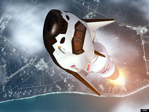 Nasa reveals Boeing and SpaceX to build Americas new