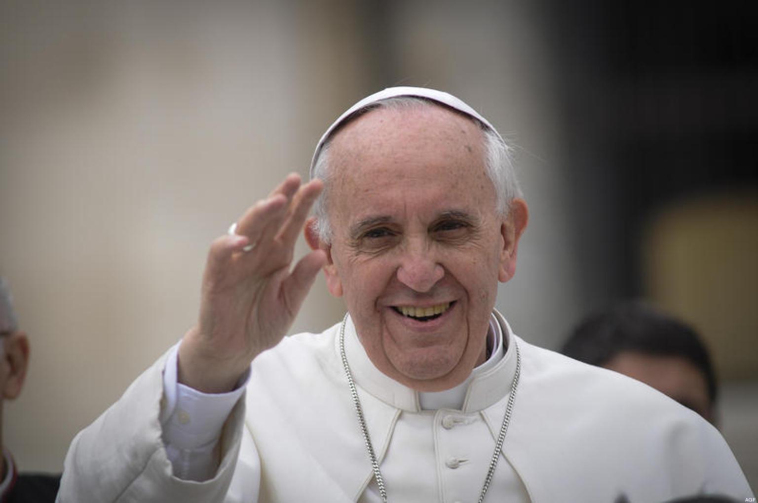 Papa Francesco  (www.huffingtonpost.it)