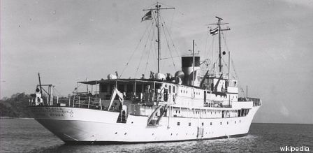la nave di truman