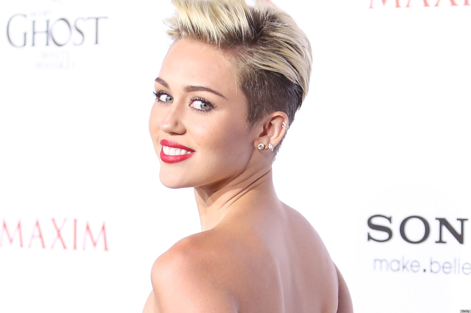 Miley Cyrus Naked Cum On Face
