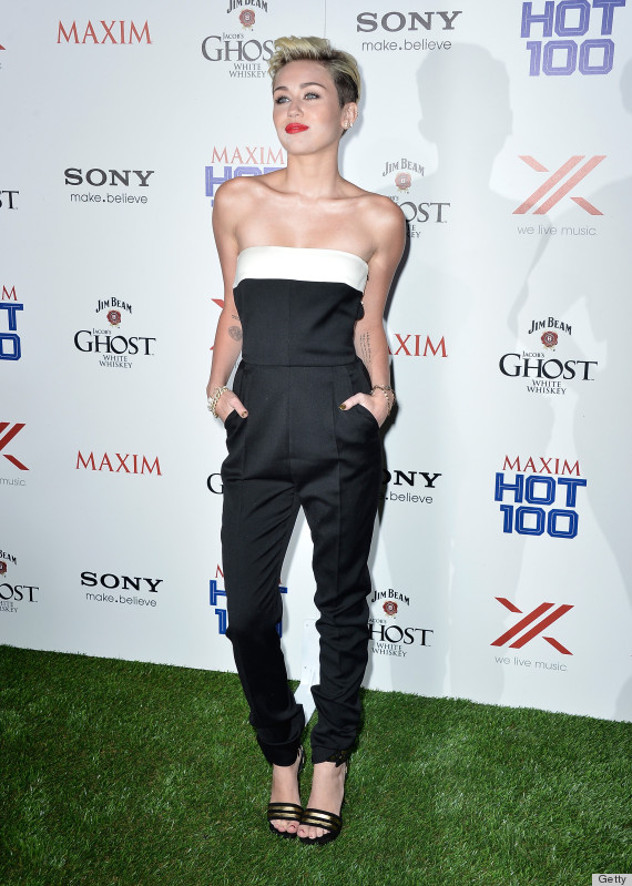 miley cyrus jumpsuit